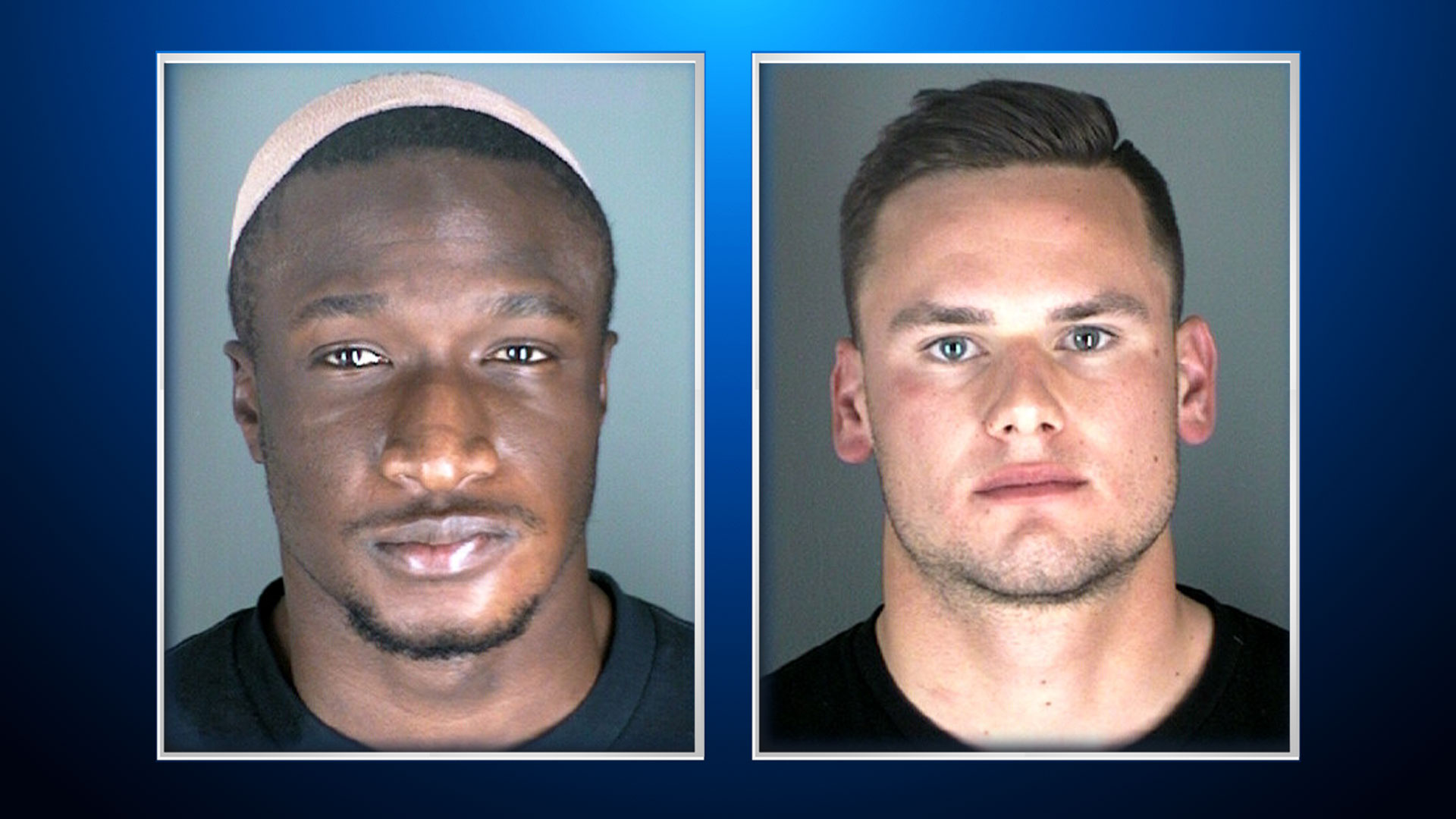 Jaleel Awini and Chris Hill (credit: Boulder County Sheriff's Office)