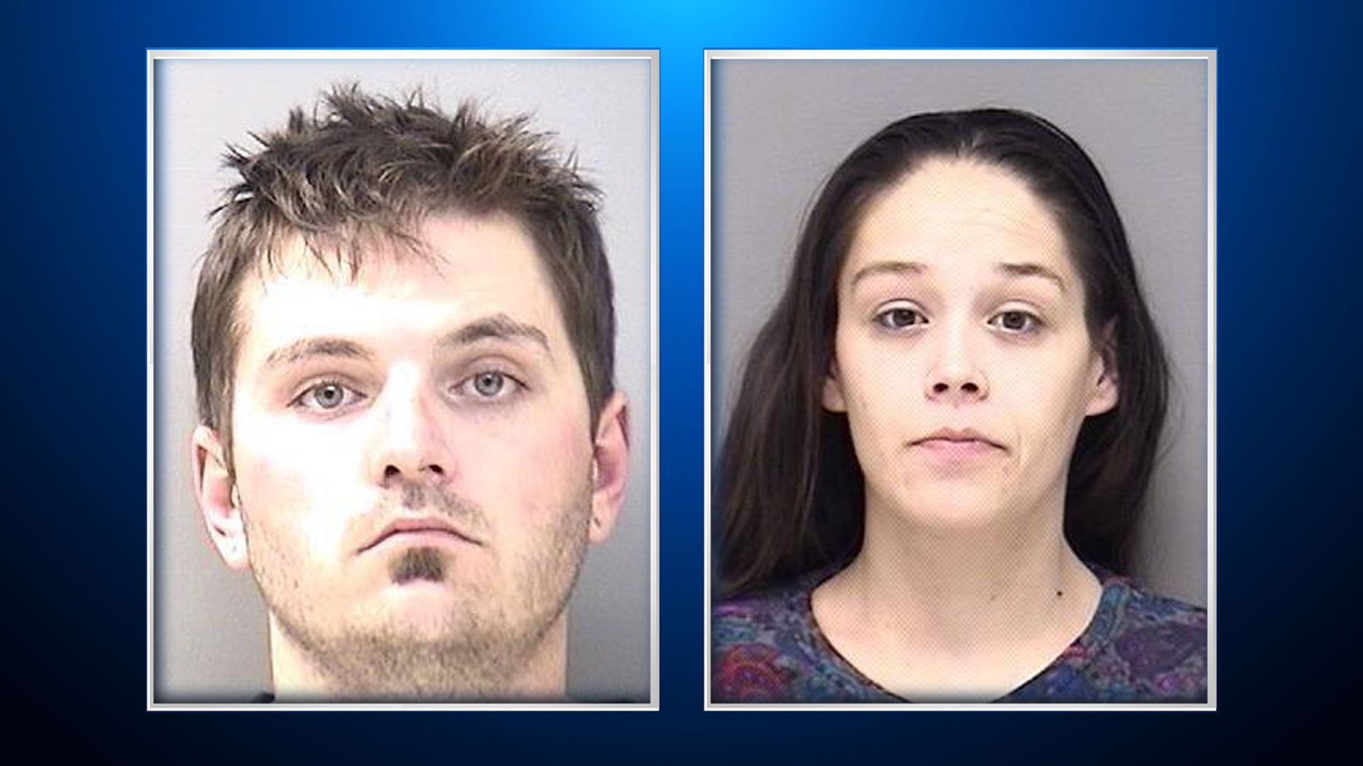 Joshua Medley and Diedre Crawford (credit: Fort Collins Police Services)