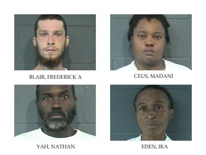 norwood children killed composite of four arrests 2 Women Charged With Murders Of Young Girls